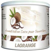 LAGRANGE - sucre aromatisé à la noix de coco 125g - 380030