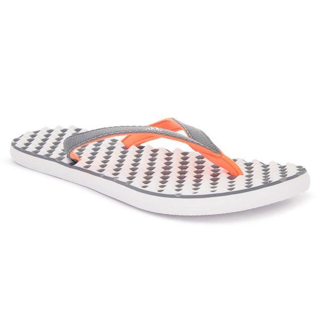 buy popular fc12c f925c Adidas - Eezay Dots W - pas cher Achat   Vente Sandales et tongs femme -  RueDuCommerce