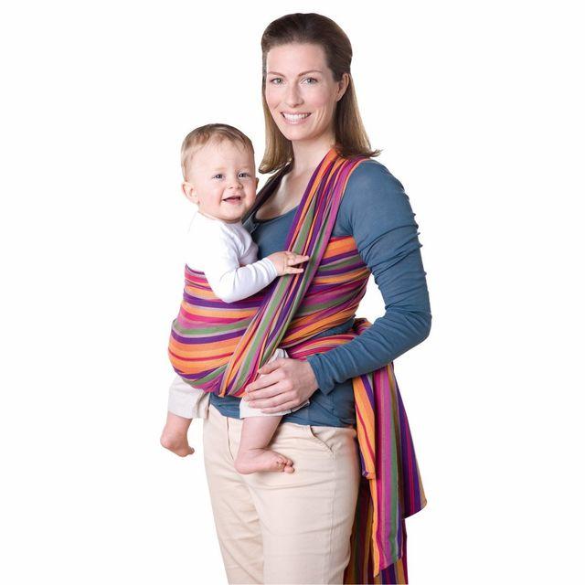 155129f7ddfc Amazonas - Echarpe de portage Carry sling Lollipop 4.50M - pas cher Achat    Vente Porte-bébés - RueDuCommerce