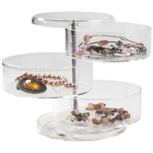 Compactor boite bijoux acrylique transparent support - Boite compactor ...