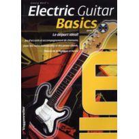 Voggenreiter - Méthodes Et Pédagogie Wolf G Electric Guitar Basics ed. Francaise, + Cd - Guitare Trompette