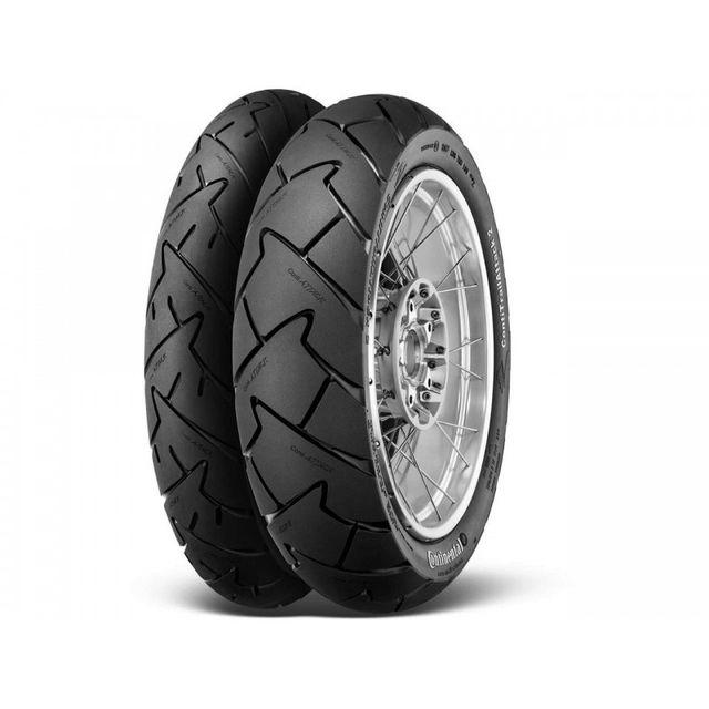 wacox pneu continental contitrailattack 2 120 70 zr 17 m c 58w tl achat vente pneus motos. Black Bedroom Furniture Sets. Home Design Ideas