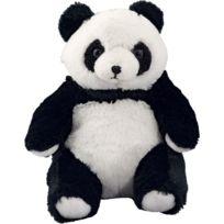 Mbw - Peluche panda Steffen - 60039 - noir et blanc