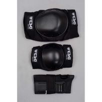 Tsg - Protection de skate pack Basic Set Black