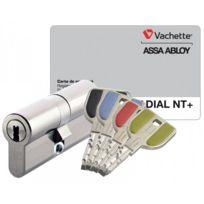 Vachette   Cylindre Radialis 2 Entrées 4 Clés Couleurs 32,5 X 62,5