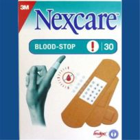 Nexcare - 30 Pansement Blood-stop Assortiment