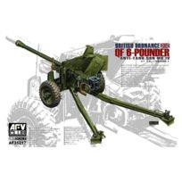 Afv Club - Maquette 1/35 : Canon antichars britannique Mk.4 Qf 6 pounder