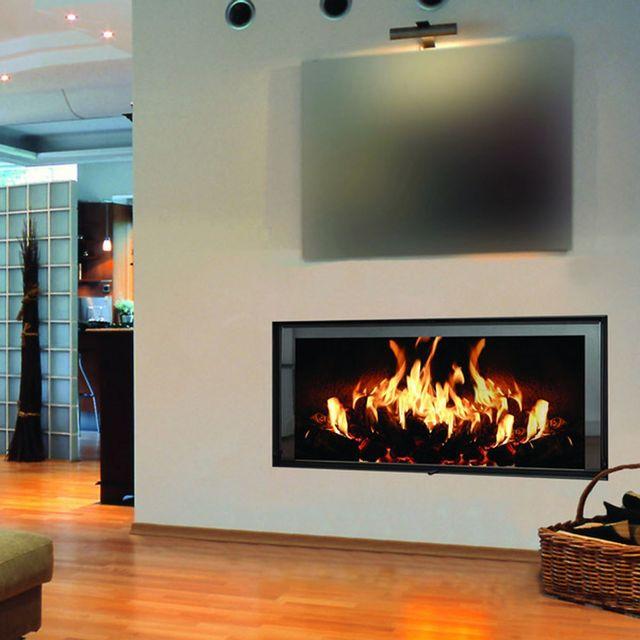 termofoc insert bois mod le c1250es pas cher achat. Black Bedroom Furniture Sets. Home Design Ideas