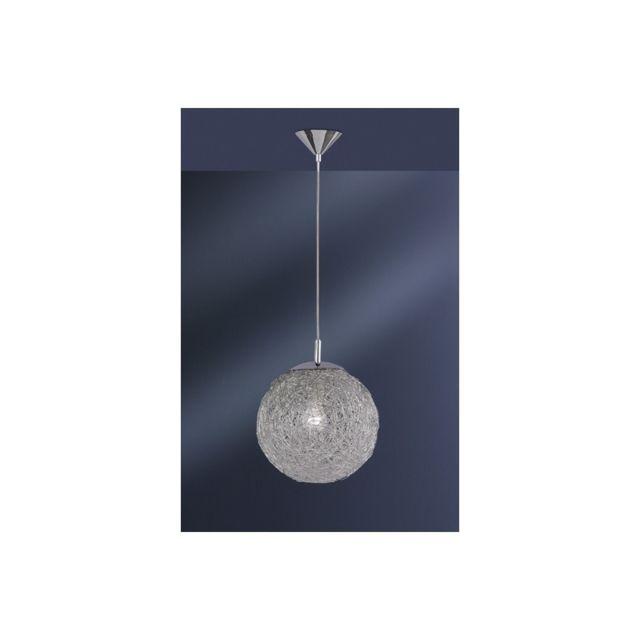 millumine lustre design boule metal pas cher achat vente suspensions lustres rueducommerce. Black Bedroom Furniture Sets. Home Design Ideas