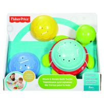 FISHER PRICE - Ma tortue pour le bain