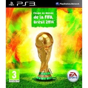 Electronic Arts - Coupe Du Monde De La Fifa, BrÉSIL 2014 - Jeux Video Ps3