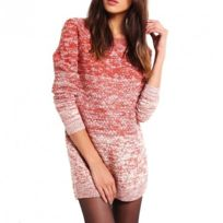 Billabong - Pull-Robe Golden Rouge Femme