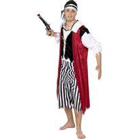 Smiffy'S - Déguisement pirate adulte M