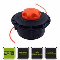 Silex - Tête de débroussailleuse 2.4mm ø ® à chargement facile