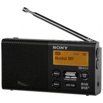 Sony - Xdr-p1DBPB noir
