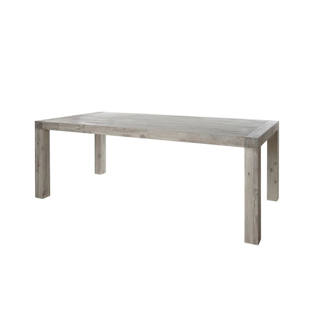 Altobuy Bombay - Table Rectangulaire 220cm
