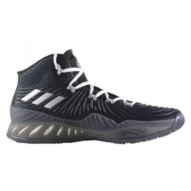 e54df5b43b Adidas - Chaussure de Basketball Crazy Explosive 2017 Noir pour homme  Pointure - 43 1 3 - pas cher Achat   Vente Chaussures basket - RueDuCommerce