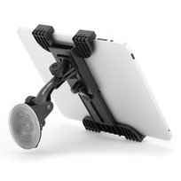 Ngs Technology - Support ventouse universel pour tablettes Front Crane