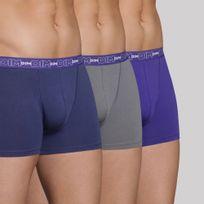 Dim - Pack de 3 boxers - Coton Stretch