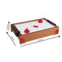 LEGNOLAND - Air Hockey de table en Bois - 37204