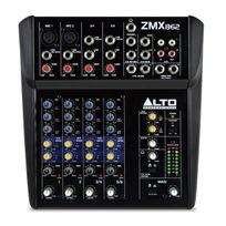 Alto Professional - Zmx862 Compact 6 voies, 8 entrées