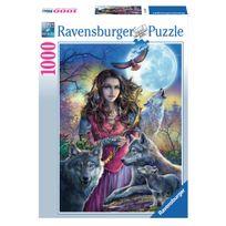 Ravensburg - Puzzle 1000 pièces : La maîtresse des loups