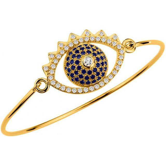 36557e0c7b1 Kenzo Bijoux - Bracelet Kenzo 70236770102060 - Bracelet Plaqué Or Femme