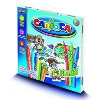 Carioca - Planet Kit De Coloriage Avec Livre