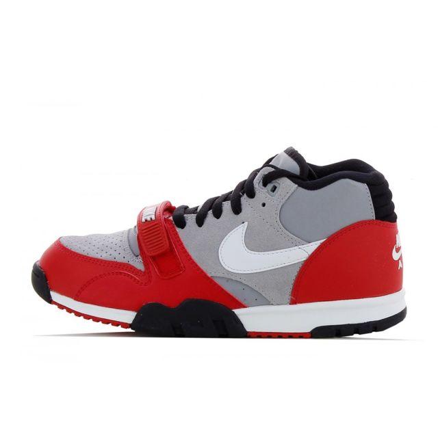 low priced da5b5 49951 Nike - Basket Nike Air Trainer 1 Mid - Ref. 317554-006