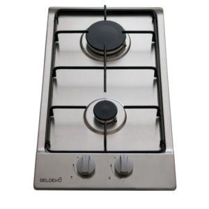 beldeko domino gaz btg2z c01ix achat plaque de cuisson gaz. Black Bedroom Furniture Sets. Home Design Ideas