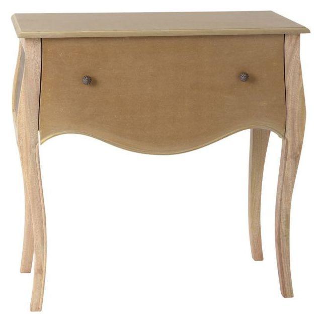 AMADEUS Commode a tiroir bois Merveille
