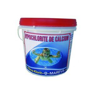 Mareva vigipiscine traitement chlore choc reva klorit - Piscine laiteuse apres chlore choc ...