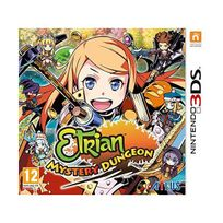 Nis America - Etrian Mystery Dungeon import anglais