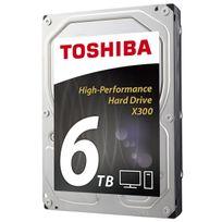 TOSHIBA - Disque dur interne 3,5'' - 6000 Go - 128 Mo
