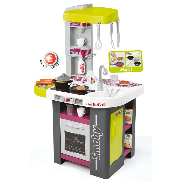 mini cuisine tefal jouet