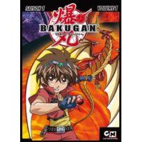 Cartoon Network - Bakugan Battle Brawlers - Saison 1 - Volume 1