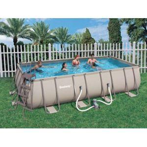Best way pool zen spa piscine bestway steel pro frame for Pool zen spa