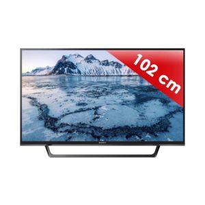 sony bravia kdl 40we660 102 cm smart tv led 1080p 100 hz pas cher achat vente tv led. Black Bedroom Furniture Sets. Home Design Ideas