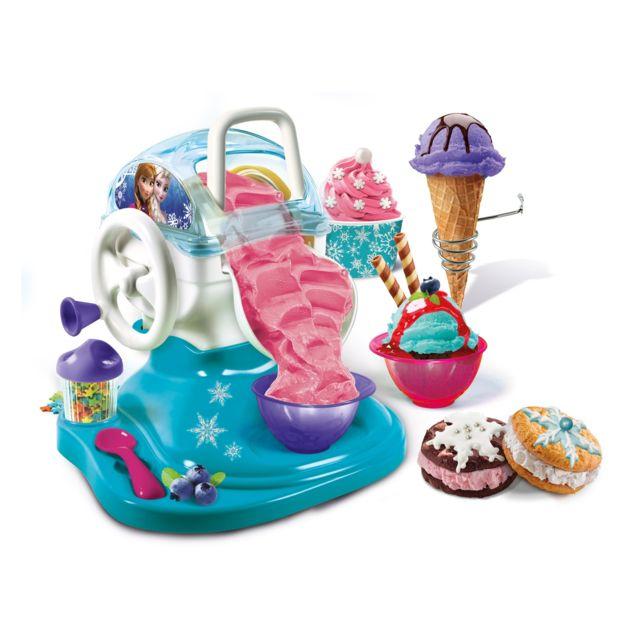 Clementoni - Machine à glaces La Reine des Neiges Frozen