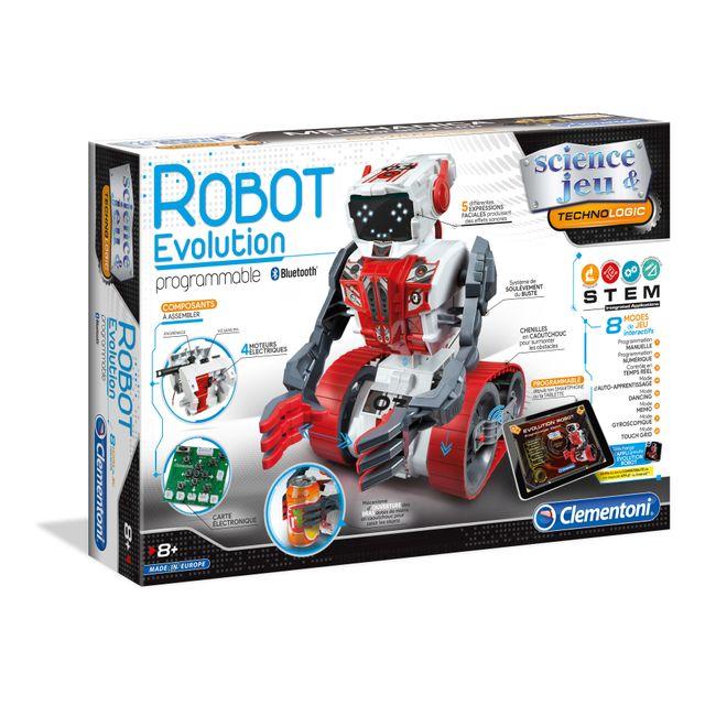 CLEMENTONI Robot évolution - 52261.3