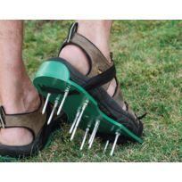 Brema - Chaussures pour l'aération de pelouse