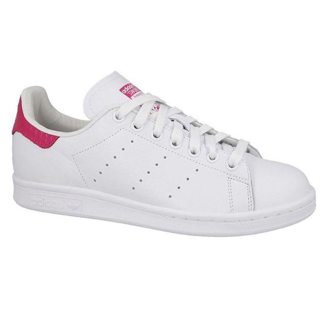 free shipping a4aec 93304 Adidas - adidas Originals-Chaussure Originals Stan Smith Blanc S75080