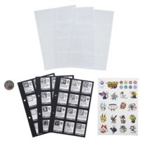 Hasbro - Yo-Kai-Watch - Yo-kai recharges de pages album collector