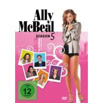 Twentieth Century Fox Home Entert. - Dvd Ally Mcbeal - Staffel 5 IMPORT Allemand, IMPORT Coffret De 6 Dvd - Edition simple