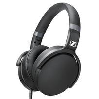 SENNHEISER - Casque filaire Noir - HD-4.30G-Black