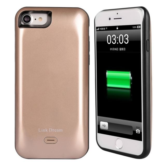 coque iphone 8 cache chargeur