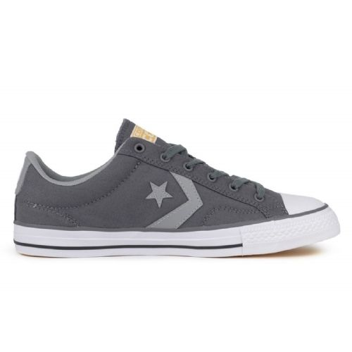 Gris Adulte Star Player Name No Ox Pas 41 Chaussure Converse ygbf6Y7
