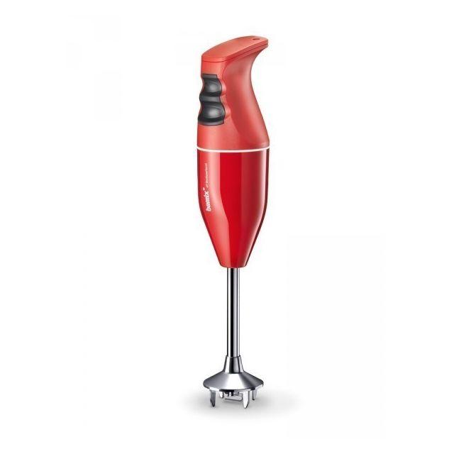 BAMIX Mixeur plongeant rouge MX125130