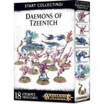 Games Workshop - Warhammer AoS & 40k - Start Collecting! Daemons Of Tzeentch