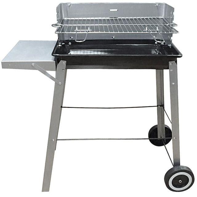 Soldes : Barbecue sur roulette a charbon bois Avis